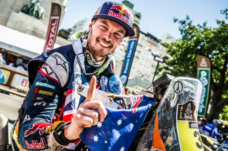 133335_Toby_Price_KTM_450_RALLY_Podium_Dakar_2016