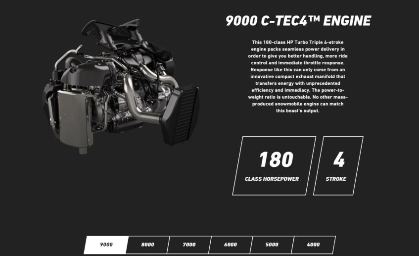 2017-arctic-cat-snowmobile-engines-new-releases
