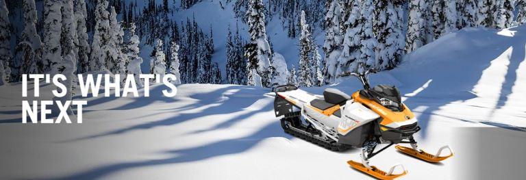2017-ski-doo-snowmobile